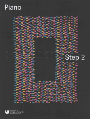 London College of Music Piano Step 2 Sheet Music Book 2018-2020 University West