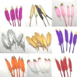 Plumes d'oie Naturel Plumes de la queue fly tying Art Artisanat Chapeaux Livraison Gratuite Au Royaume-Uni  </span>