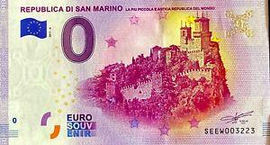 BILLET-0-EURO-REPUBLICA-DI-SAN-MARINO-2017-NUMERO-PALINDROME-3223