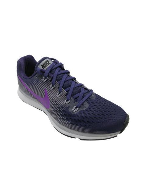 2d2404928e6 WMNS Nike Air Zoom Pegasus 34 Ink HYPER Violet Women Running Shoes ...