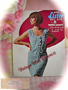 Vintage Knitting Pattern Crochet Pattern For Bag In 3 Styles ONLY £2.99 FREE P/&P