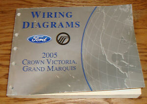 [DIAGRAM_4PO]  2005 Ford Crown Victoria Mercury Grand Marquis Wiring Diagrams Manual 05 |  eBay | 2005 Ford Crown Vic Wiring Diagrams |  | eBay