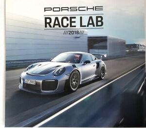 Neu Race Lab Porsche Kalender 2018 Porsche 2018 911 Gt2 Rs Münze Wap