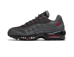 Nike-Air-Max-95-Black-Multi-Size-US-Mens-Athletic-Running-Shoes-Sneakers