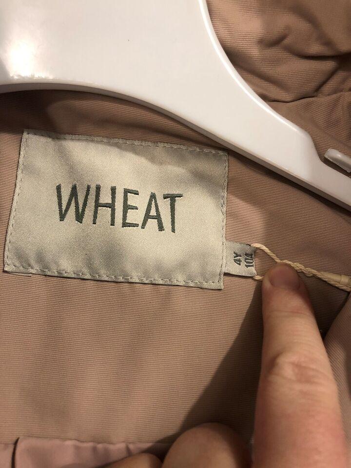 Frakke, Sommer jakke, Wheat