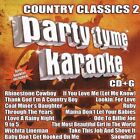 Party Tyme Karaoke: Country Classics, Vol. 2 by Sybersound (CD, Jul-2005, Sybersound)