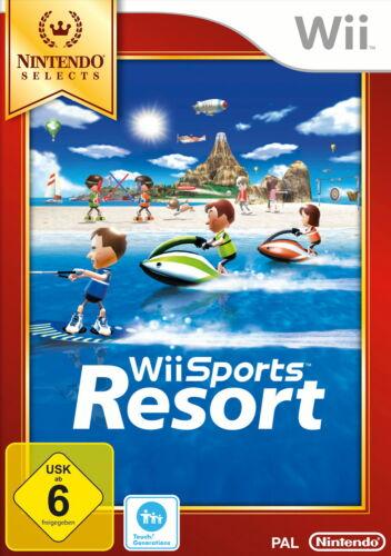 1 von 1 - Wii Sports Resort -- Nintendo Selects (Nintendo Wii, 2013, DVD-Box)