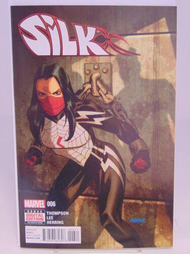 SILK #6 1ST PRINT MARVEL COMICS VF//NM CB833