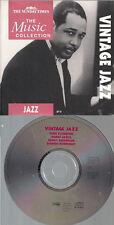 Duke Ellington Vintage Jazz CD from The Sunday Times in plastic wallet UK CD