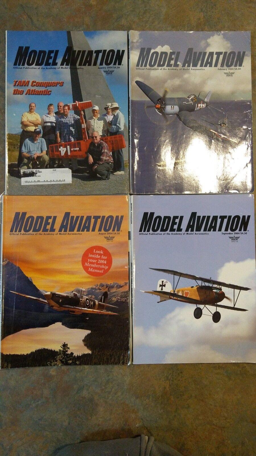 modello Aviation magazine X issues 2004,     (scatola MA   promozioni di sconto