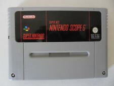 SUPER NES NINTENDO SCOPE 6 - SUPER NINTENDO - JEU SUPER NES SNES