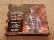 Michael Jackson - HIStory (Past, Present and Future, Book I, 1995)