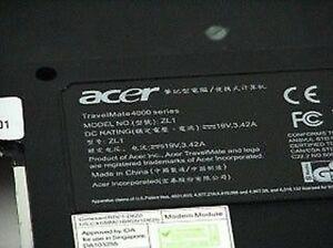 carcasa-Bajo-ACER-TRAVELMATE-4000-4282844-19589