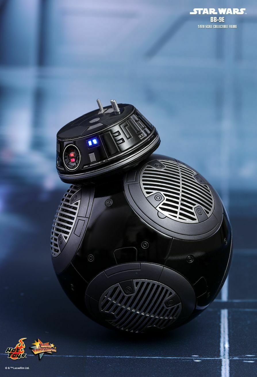 STAR WARS  The Last Jedi  BB-8E 1 6th Scale Action Figure MMS441 (Hot Toys)