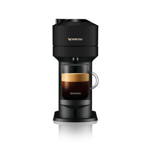 NEW! Nespresso Vertuo Next Matt Black Gold Logo Coffee Machine
