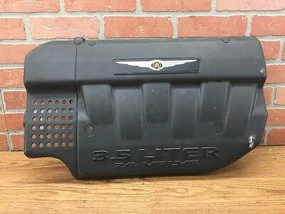 2005 05 Chrysler Pacifica 3.5 Engine COVER GUARD SHIELD   eBay