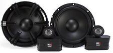 "2) MB Quart 6.5"" 90 Watt Component Speakers Speaker System Set Pair   DC1-216"