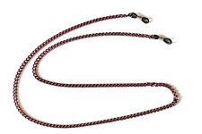 Red Metal Eyeglass Sunglass Chain Chains Lanyard Holder