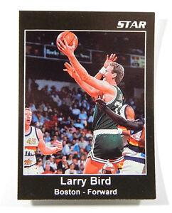 c013080f020 1992 Star Larry Bird Promo Prototype Card Black   Only 1000 Made