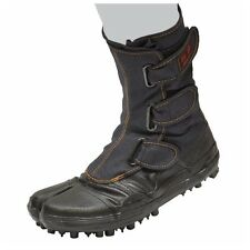 Japanese Tabi Shoes Ninja Boots Black Choose Size Spike Rubber Boots MARUGO New
