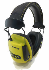 NEW Stanley SYNC MP3 Noise Reduction Protection Earmuffs Headphones Ear Defender