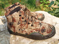 07's series China PLA Army,Air Force,2nd Artillery Digital Camo Winter Boots