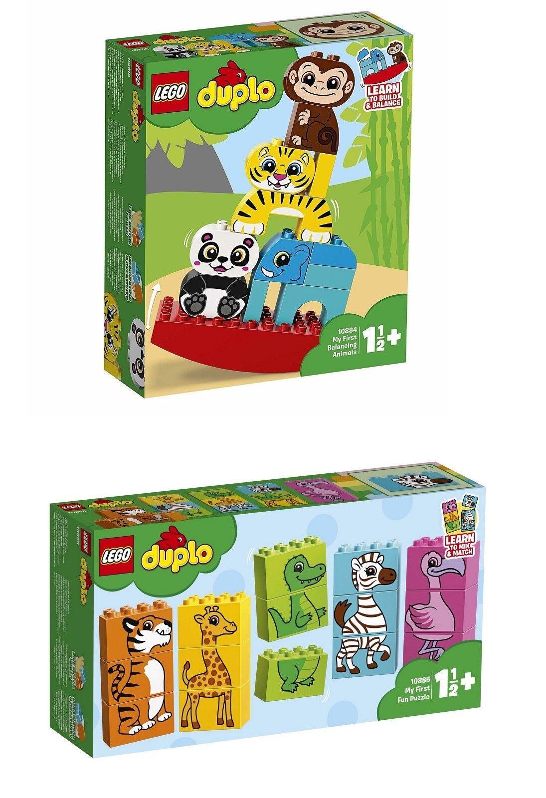 LEGO ® DUPLO ® - 10884 et 10885 DUPLO ® 2-er Set NOUVEAU & NEUF dans sa boîte