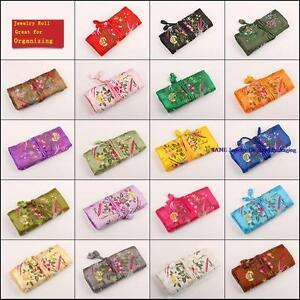 Chinese-Silk-Holder-Storage-Accessories-Organizer-Pouch-Jewelry-Travel-Roll-Bag