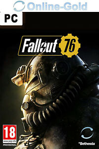 Fallout 76 - PC Battle.net Version Spiel Key - Digital Download Code - EU & DE