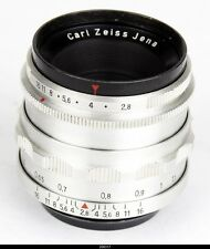 Zeiss Tessar 2.8/50mm Red T for Contax S Pentax M42