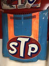 Richard Petty #43 STP Nascar Race Used Sheetmetal Hood