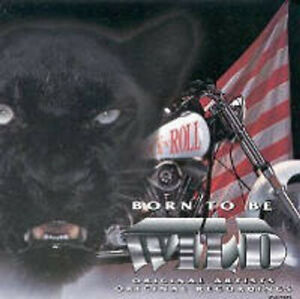 BORN TO BE WILD VOL. 3 CD Very Good Condition