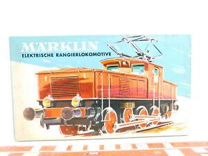 BW493-0-5-Maerklin-H0-Leerkarton-fuer-3001-E-Lokomotive-Rangierlokomotive