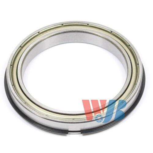 Ball Bearing WJB 6808-ZZNR 2 Metal Shields /& Snap Ring ABEC 3 ZV2 C3 40x52x7mm