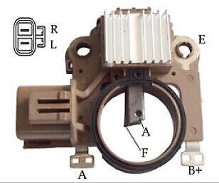 Alternator Voltage Regulator N332132 1121-064RS IB160 VRG47290 0124325163