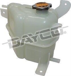 DAYCO COOLANT EXPANSION TANK FOR NAVARA 08-15 2.5L Turbo Diesel D40 YD25DDTi