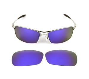 83f2471e03 NEW POLARIZED CUSTOM PURPLE LENS FOR OAKLEY CROSSHAIR 2.0 SUNGLASSES ...
