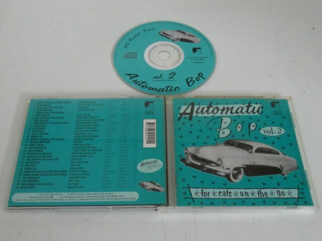 Various – Automatic Bop, Vol. 2 / Collector Records – Clcd 4441 CD Album