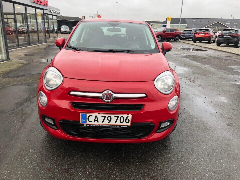 Fiat 500X 1,6 MJT 120 Popstar Edition 5d - 199.900 kr.