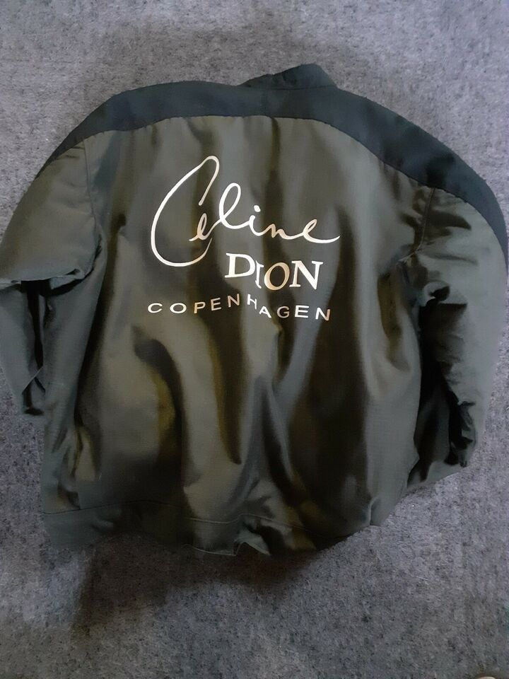 CELINE DION DKB Koncert jakke
