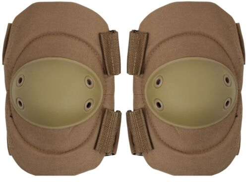 COYOTE BROWN Military /& Swat Tactical Protective Gear Elbow Pads 11057
