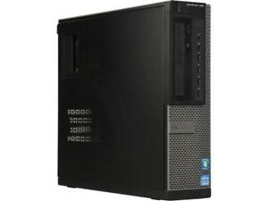 DELL Grade A Desktop Computer 790 Intel Core i3 2nd Gen 2100 (3.10 GHz) 4 GB DDR