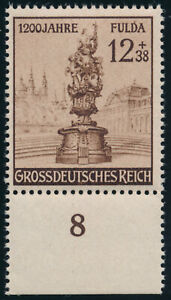 DR-1944-MiNr-886-III-tadellos-postfrisch-gepr-Schlegel-Mi-75