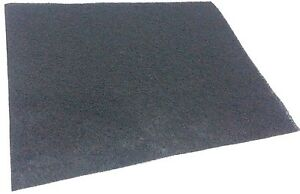 Details about CARBON FILTER PAD CHARCOAL SHEET CAN CUT FOR COOKER HOOD/ AIR  PURIFIERS T6MM