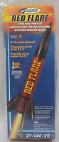 Estes Red Flare Model Rocket Kit Skill Level 2ex 1954