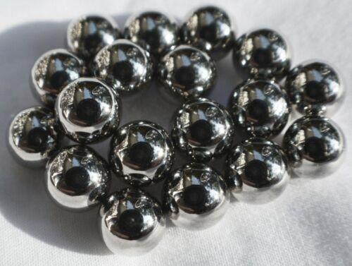 "12mm US SELLER N35 Neodymium 25//50// 100pcs - round spheres 15//32/"""
