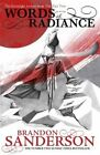 Words of Radiance Part Two: The Stormlight Archive Book Two by Brandon Sanderson (Paperback, 2015)