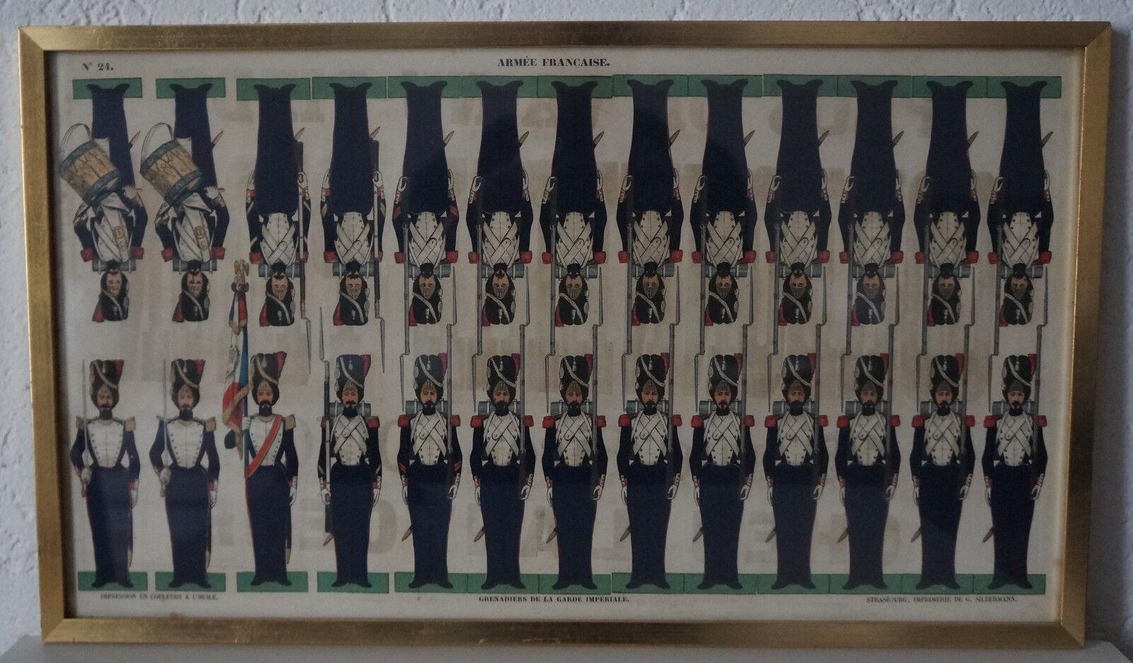 Granatieri Della  Guardia Imperiale - Piccoli Soldati da Strasburgo  vendita online sconto prezzo basso