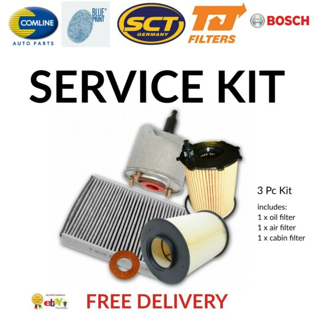 MANN-FILTER HU 615//3 X Original Oil Filter Set with Gasket Gasket Set for Cars