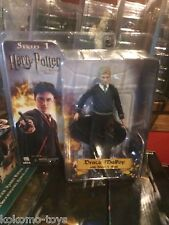 "NECA Harry Potter Half Blood Prince 6"" Figure MOC - Series 1 DRACO MALFOY"